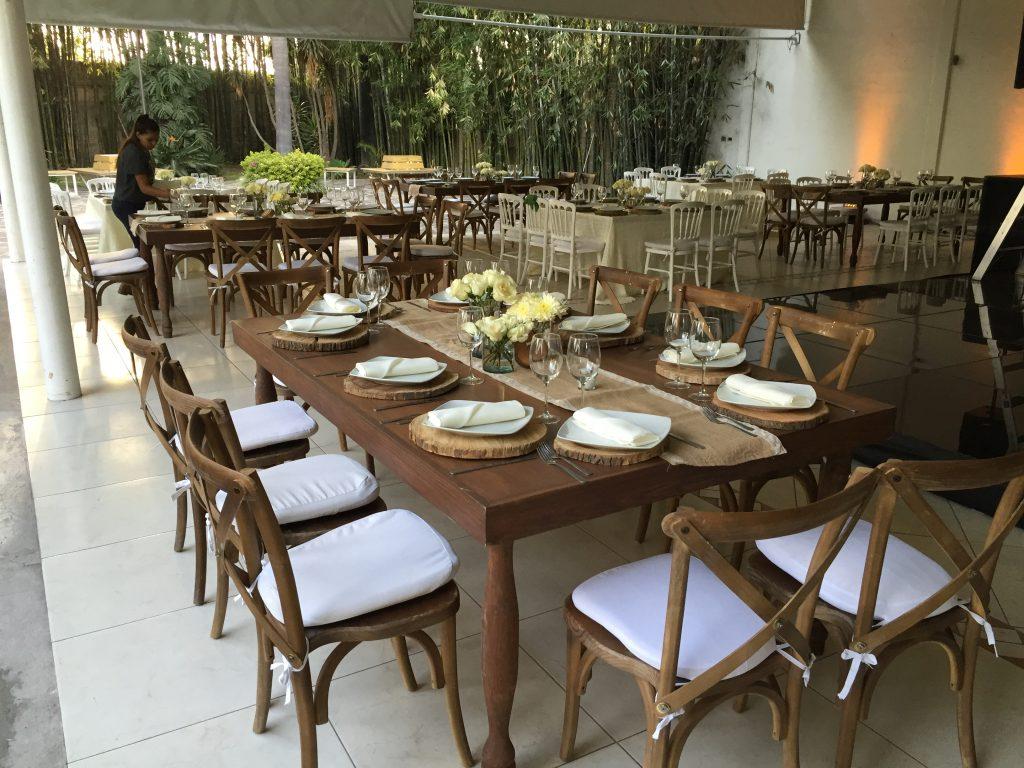 Jardines De Bambú Terraza De Eventos En Guadalajara