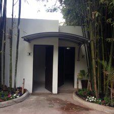 baños entrada